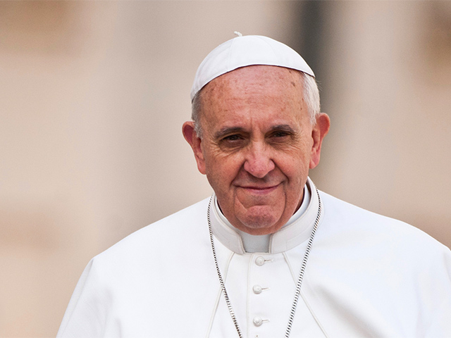 Reflect The True Meaning Of Christmas Pope Francis Tells Christians