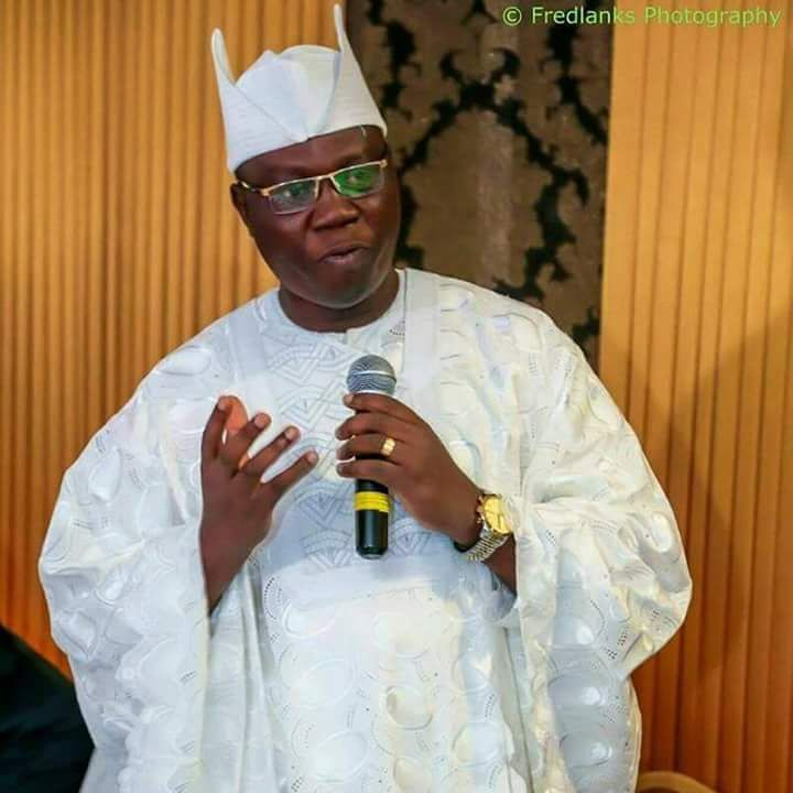 """""""Why I Accepted To Be Aare Ona Kakanfo"""" ― Gani Adams"""