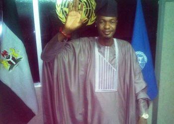 Amb.  Adeniyi Mathew