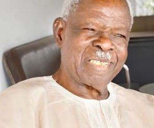 Late Adeyinka Adebayo