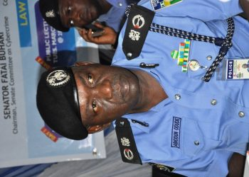 Commissioner of Police in Oyo  state, Odude