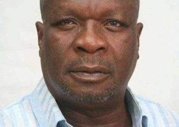Late nollywood actor Olumide Bakare