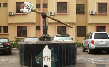 Oyo Assembly Invites FERMA, LAUTECHTH MD.