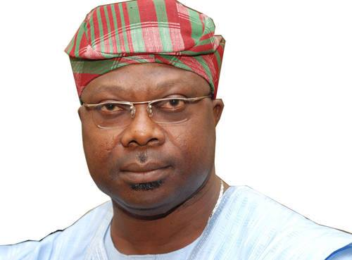 Senator Dr. Chris Iyiola Omisore. Ph.D