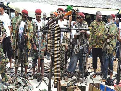 Image result for Niger Delta Militant Group