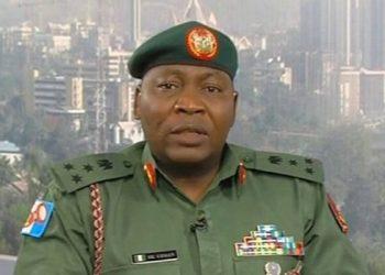 Brigadier Sani,Usman
