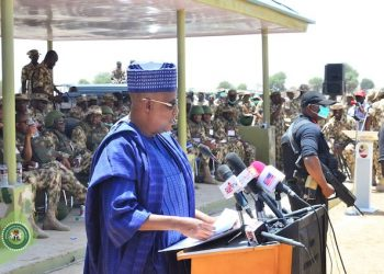 Governor Shettima, photo source NAN.