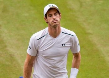 Andy Murray. Photo source. NAN
