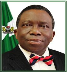 Professor Isaac Adewole,Minister fof Health