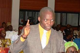 Wale Ojo Lanre,President Guilde of Tourism Journalists