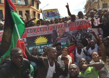 Biafra Agitators