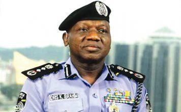 POLICE BOSS