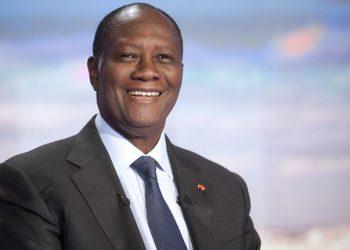 President Alassane-Ouattara