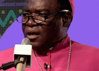 Bishop Mathew Kukah