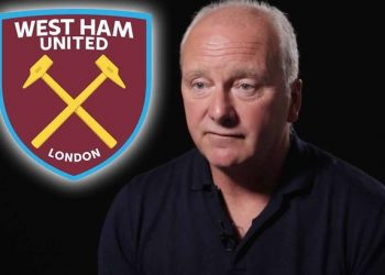 Tony Henry,  suspended Director of Recruitment for West Ham,  (Photo copywright unknown)