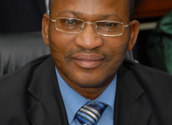 Professor Segun Ajiboye, Executive Registra TRCN