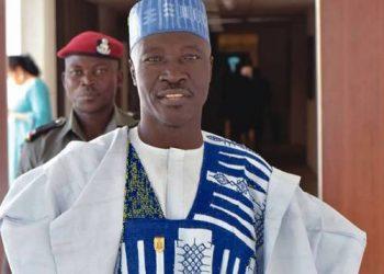Late Senator Ali Wakili