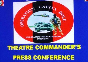 Operation Lafiya Dole Logo