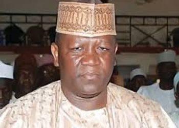 Former Governor Yari, Zamafara state