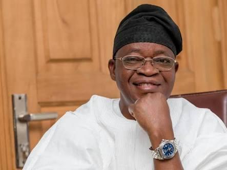 Gboyega Oyetola, Osun state  Governor