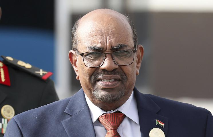 President of Sudan Omar al-Bashir,