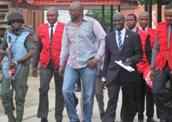 Ayo Fayose in with EFCC