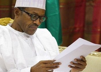Visually Impaired people writes Buhari