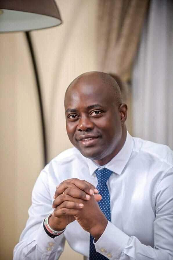 Engineer Seyi Makinde, Executive Governor of Oyo state