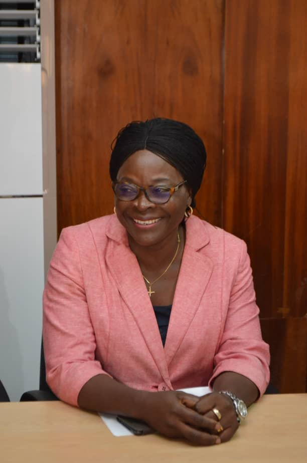 The Executive Director of the Institute of Agricultural Research and Training (IAR&T), Ibadan, Professor Veronica Obatolu