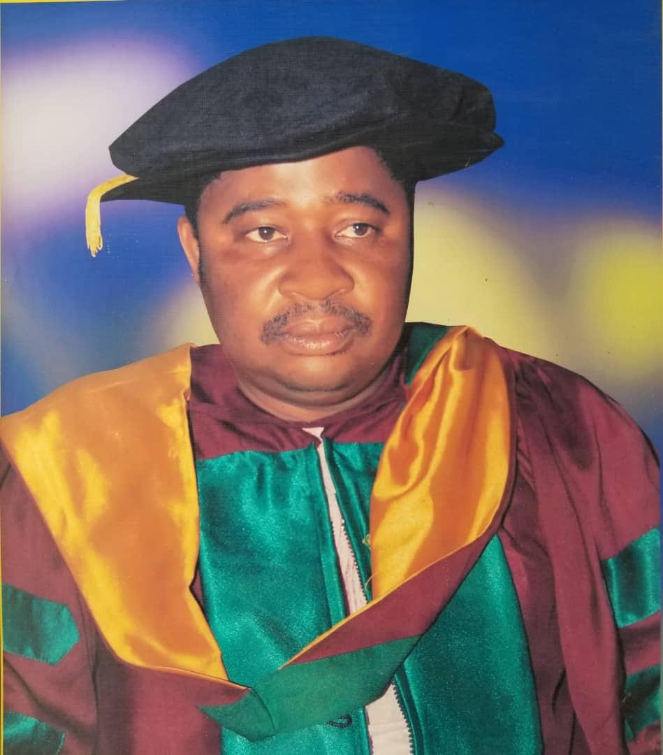 Professor Rasaki Bakare