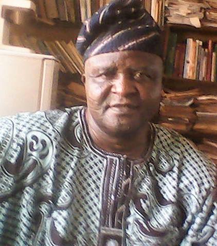 professor Olaifa