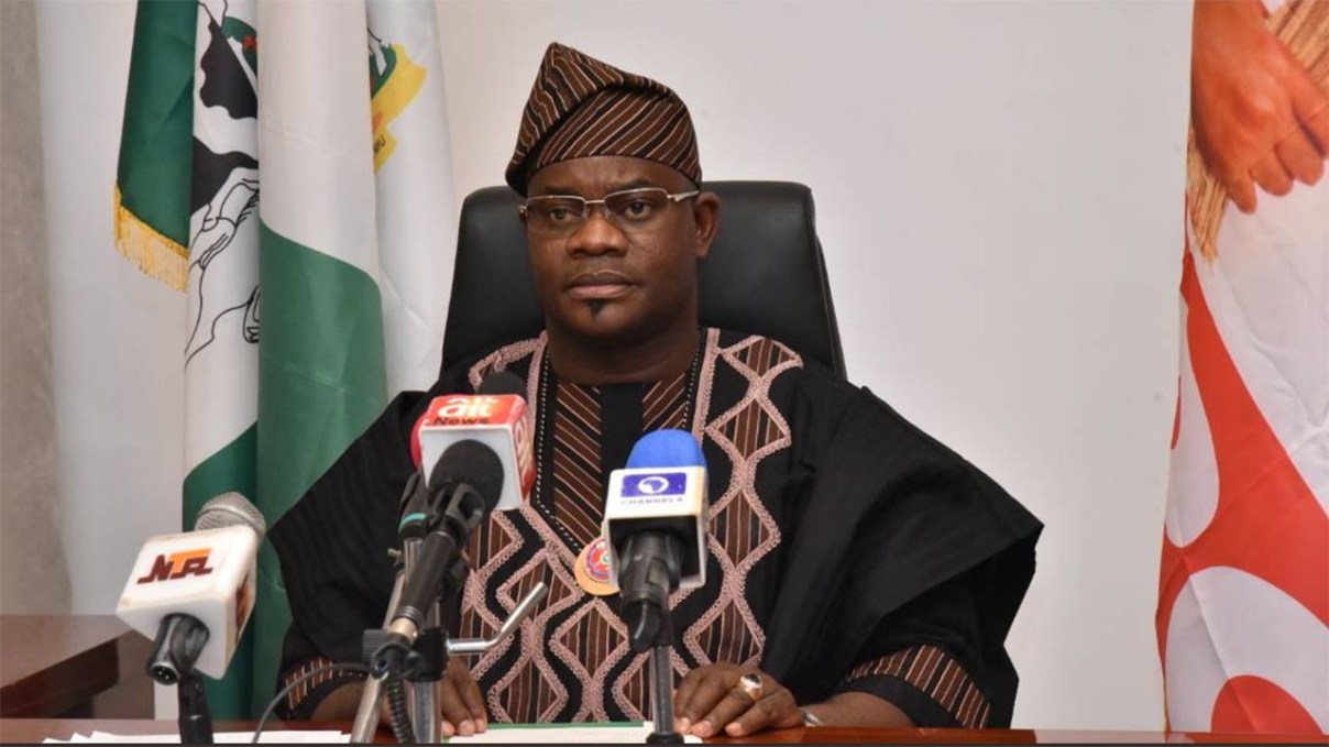 Why Governor Yahaya Bello Thinks Time is Not Ripe For Another Round Of #EndSARS Protests