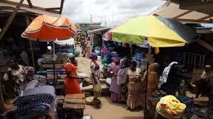 Bola Ige International Market