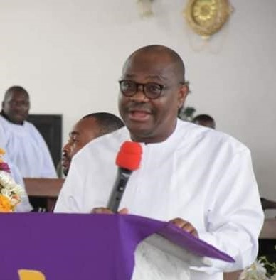 River State Governor, Nyelsom Wike