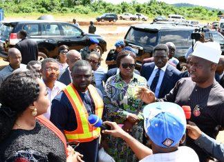 Makinde to flag off Moniya -Iseyin road on monday