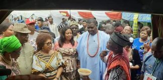 Ekiti Pounded Yam causes stir at NAFEST