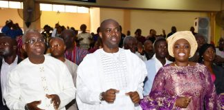 Makinde promises end in sight soon for reliance on Federal Allocation