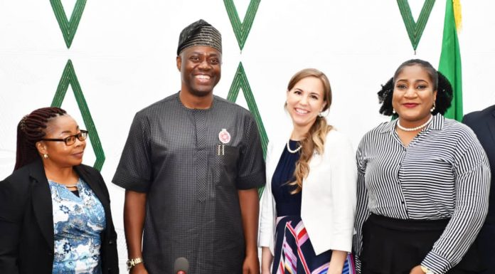 Gov Makinde promise to implement his four point agenda