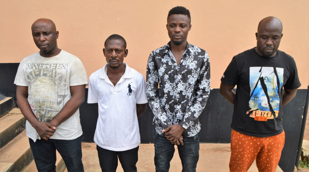 EFCC arrest gang that defrauded UI Professor
