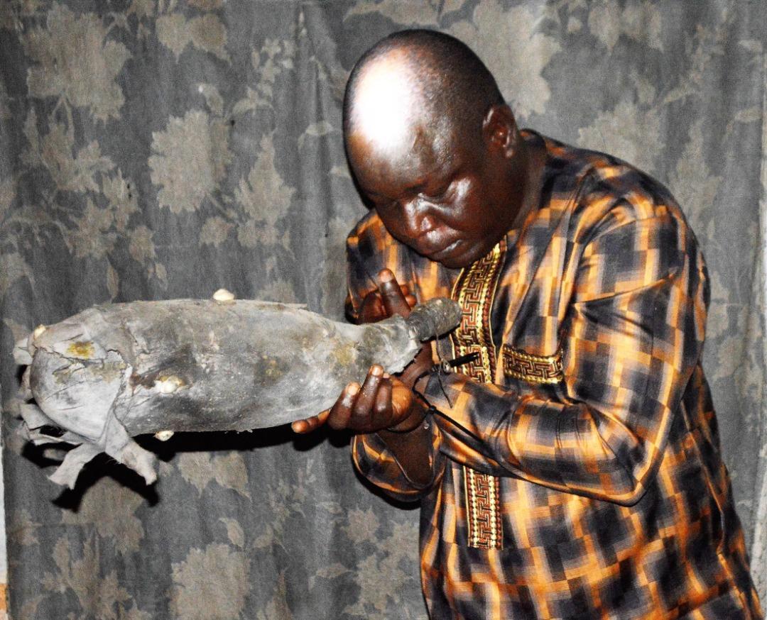 court remands Babalawo