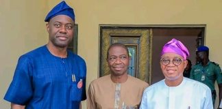 Oyo and Osun state Governor, meet in Abuja to discuss LAUTECH Issue