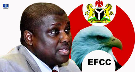 Court ordered EFCC to remand Maina into correctional services