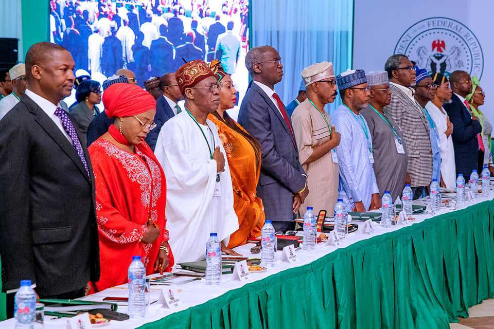 Buhari splashes Minister's foreign trip and estacodes