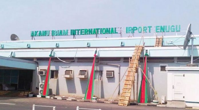 President Buhari Approves 10bn interventional fund for Akanu Airport Enugu