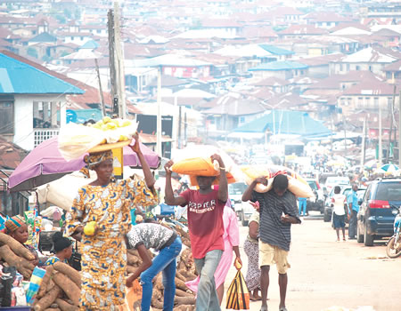 Oyo state Ban Market Leaders Council