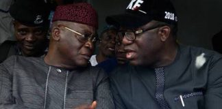Dr Fayemi said more painful was the fact that the ruling of the Appellate Court