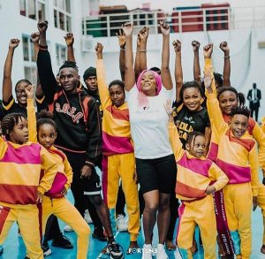 Otedola Supports daughter with N5B
