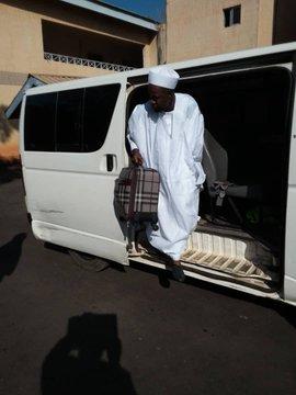 efccarraigned Alhaji Yusha'u Mohammed Kebbe before Justice Darius Khobo of the Kaduna State High Court,