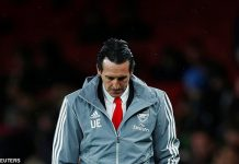 Arsenal sacked Unai Emeri