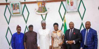 Makinde Inaugurates Committee o LAUTECH